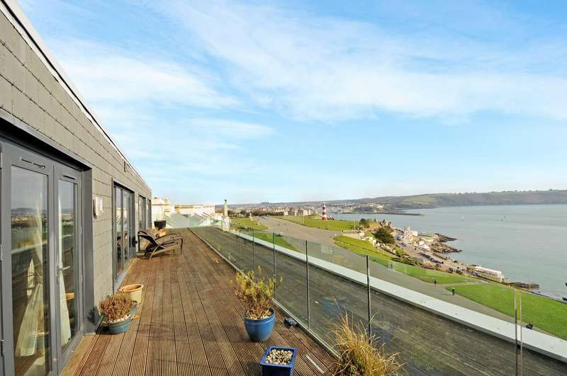 4 Bedrooms Apartment Flat for sale in The Hoe, Plymouth