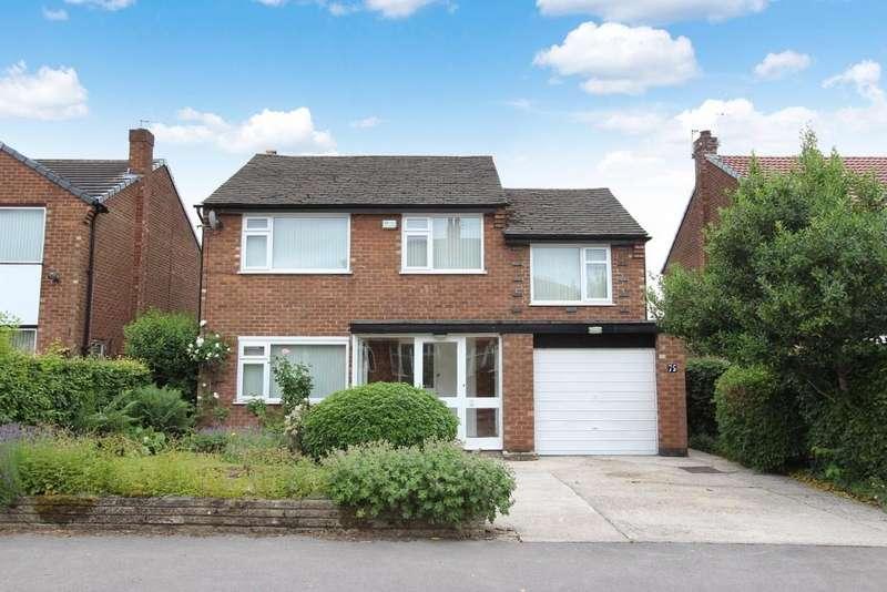 4 Bedrooms Detached House for sale in Shaw Road, Heaton Moor