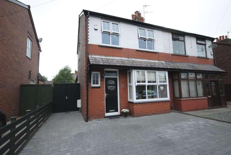 2 Bedrooms Semi Detached House for sale in Copperfield, Swinley, Wigan.