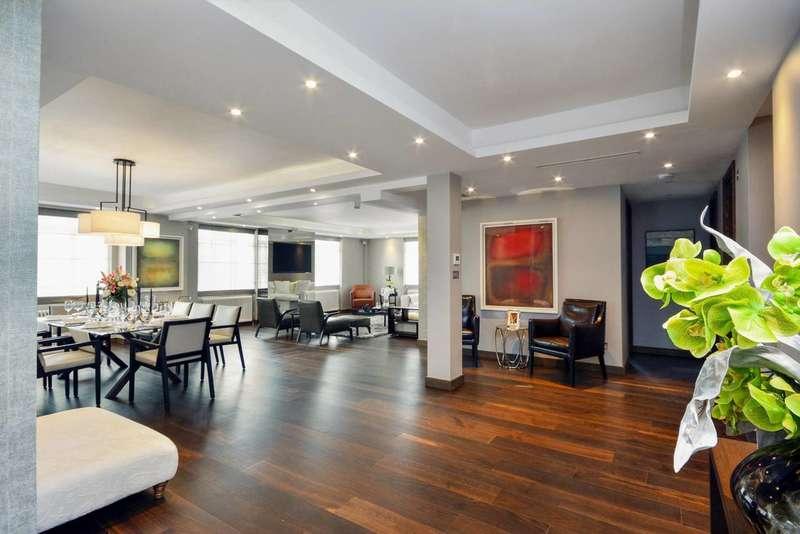 4 Bedrooms Flat for sale in George Street, Marylebone, W1H