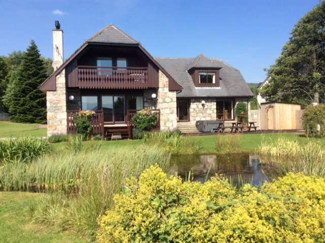6 Bedrooms Detached House for sale in Aviemore, PH22 1QD