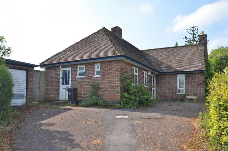 3 Bedrooms Bungalow for sale in Worthington Lane, Breedon On The Hill, DE73