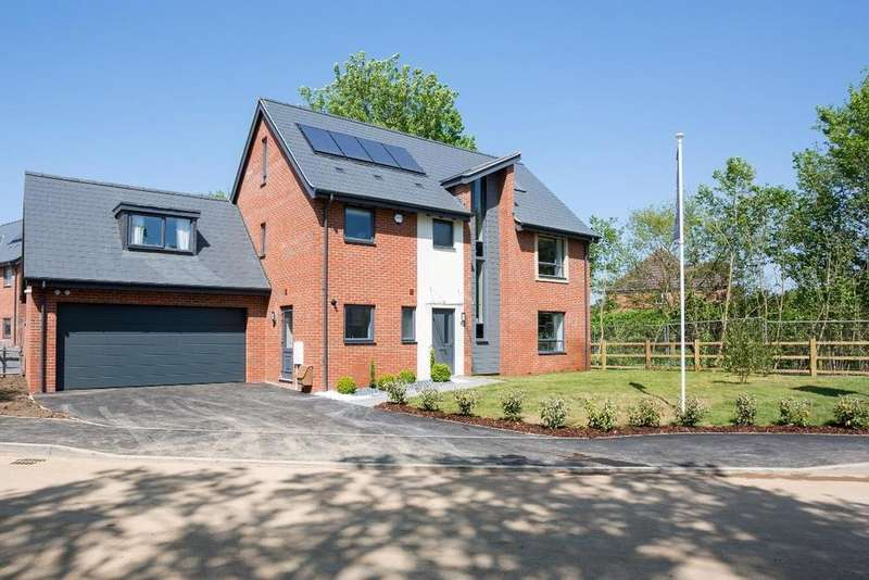 5 Bedrooms Detached House for sale in Grange Gardens, Cawston, Rugby