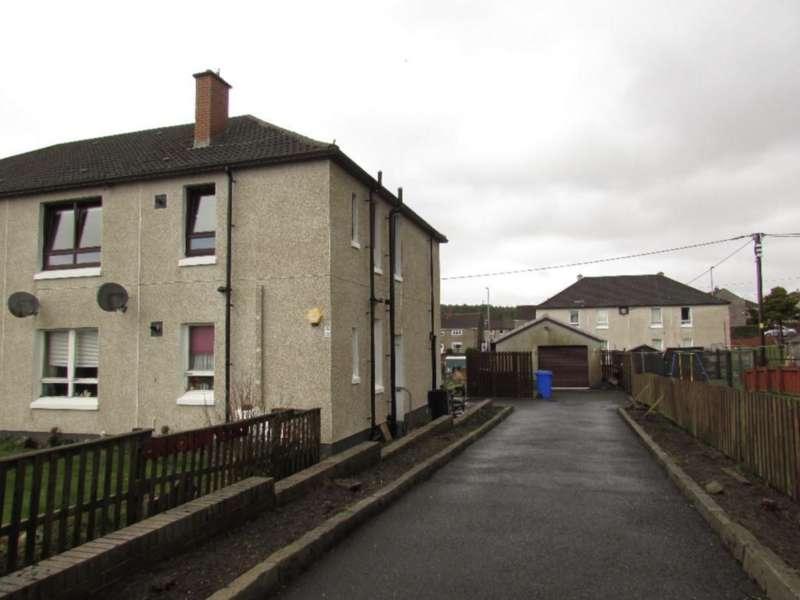 2 Bedrooms Flat for sale in John Allan Drive, Cumnock KA18