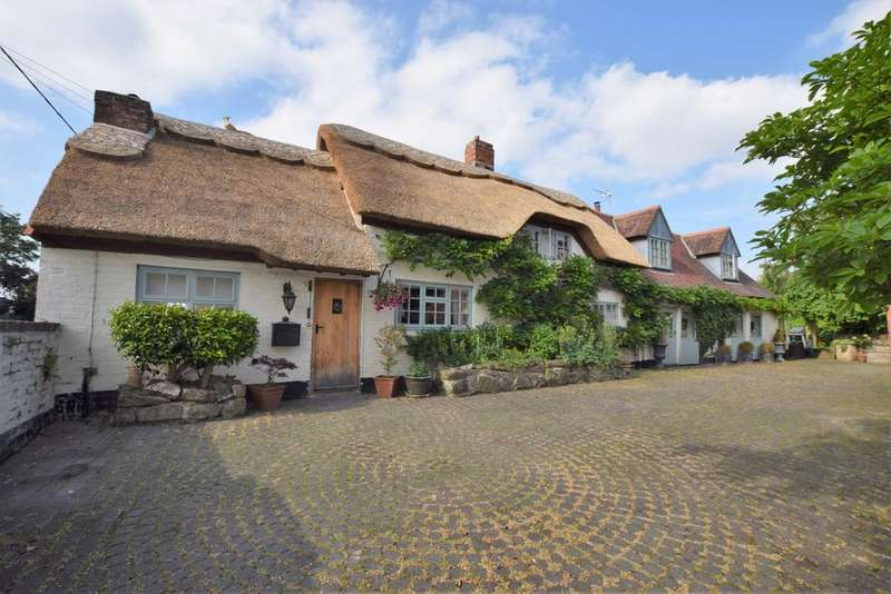 4 Bedrooms Cottage House for sale in Ashby Road, Packington, LE65