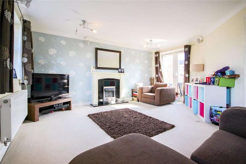 3 Bedrooms Semi Detached House for sale in Grouse Meadows, Bracknell, Berkshire, RG12