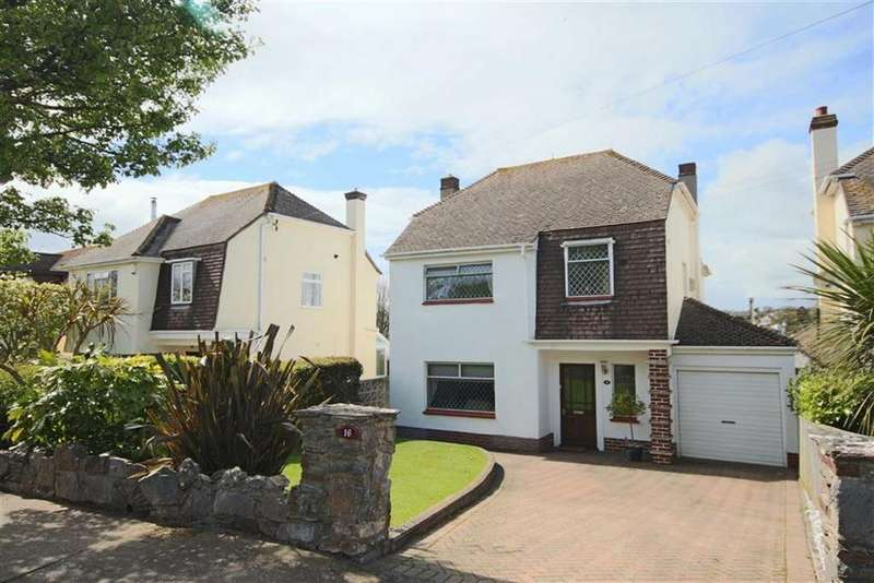 4 Bedrooms Detached House for sale in Langley Avenue, Brixham, TQ5