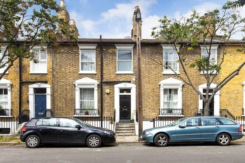 3 Bedrooms Terraced House for sale in Tavistock Terrace, London