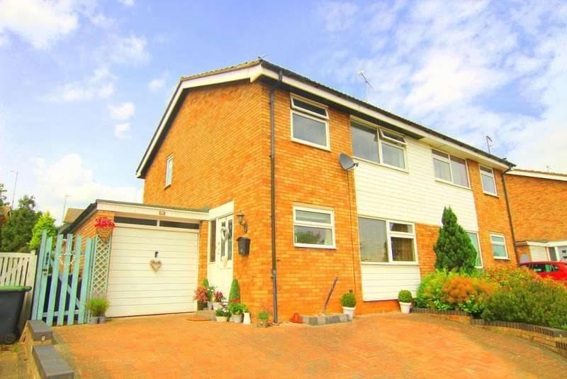 3 Bedrooms Semi Detached House for sale in Cainhoe Road, Clophill, Beds, MK45 4AQ