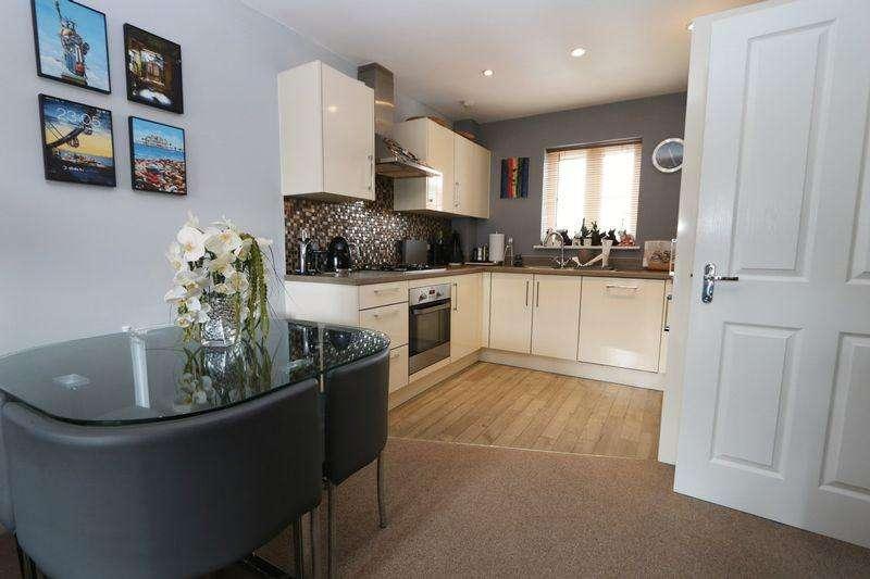 1 Bedroom Apartment Flat for sale in Bedgebury Place, Milton Keynes