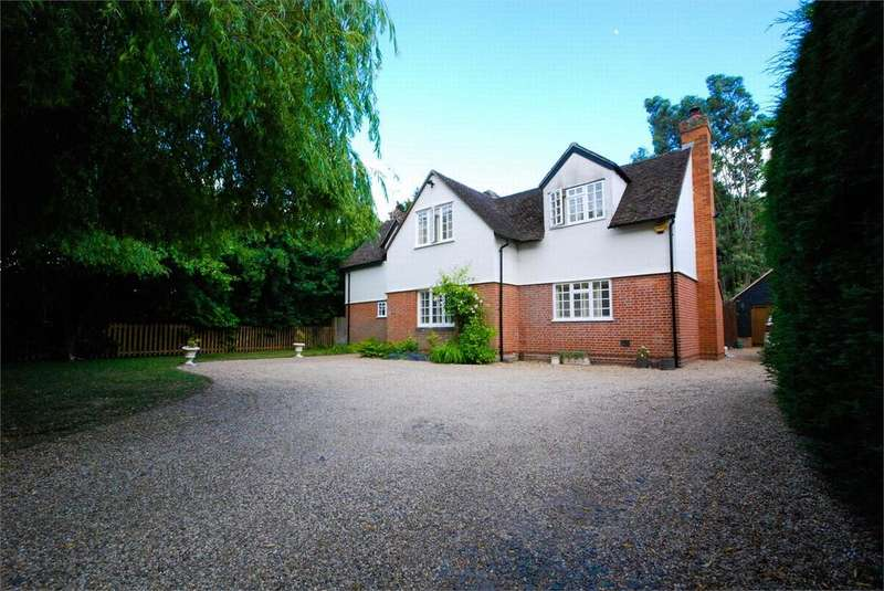 4 Bedrooms Detached House for sale in Coggeshall Road, Kelvedon, Essex