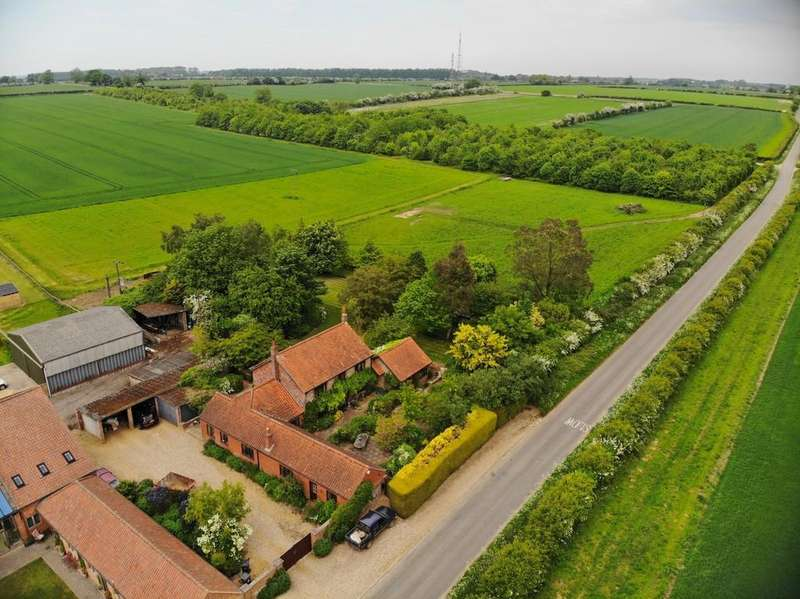4 Bedrooms Detached House for sale in Great Massingham, Kings Lynn