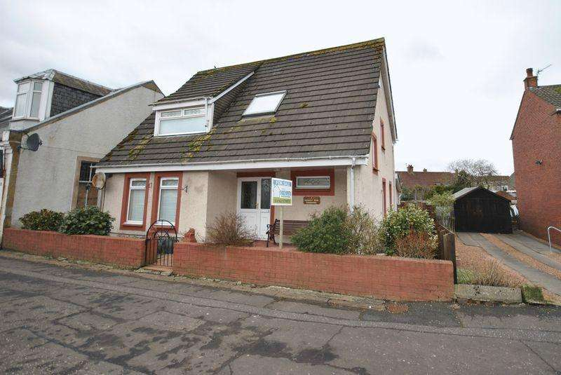 3 Bedrooms Detached Villa House for sale in 5 Kilmaurs Road, Knockentiber KA2 0DA