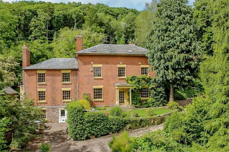 5 Bedrooms Detached House for sale in Bodenham, Herefordshire