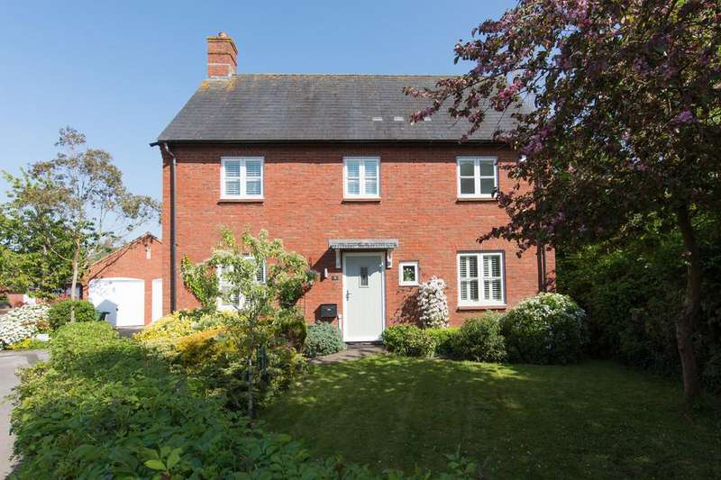 4 Bedrooms Detached House for sale in Small development in Congresbury