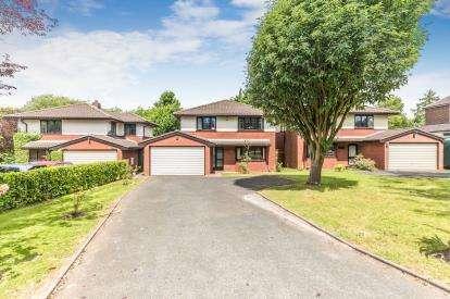 4 Bedrooms Detached House for sale in Little Hardwick Road, Aldridge, Walsall, West Midlands