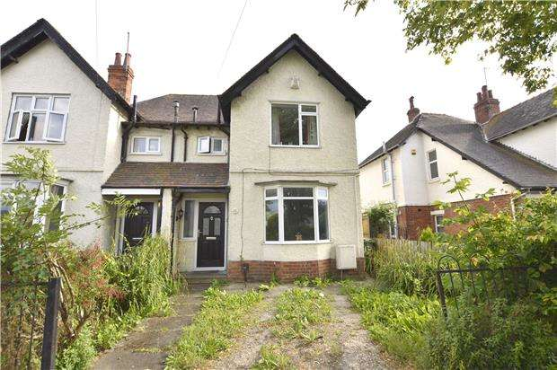 3 Bedrooms Semi Detached House for sale in Whaddon Road, CHELTENHAM, Gloucestershire, GL52 5LZ