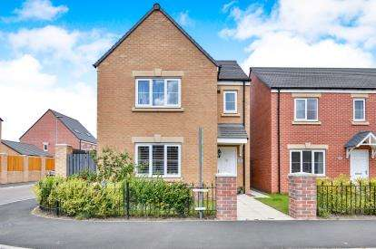 3 Bedrooms Detached House for sale in Sandringham Way, Newfield, Chester Le Street, Co Durham, DH2