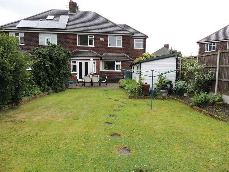 4 Bedrooms Semi Detached House for sale in Dovedale Road, Offferton, Stockport