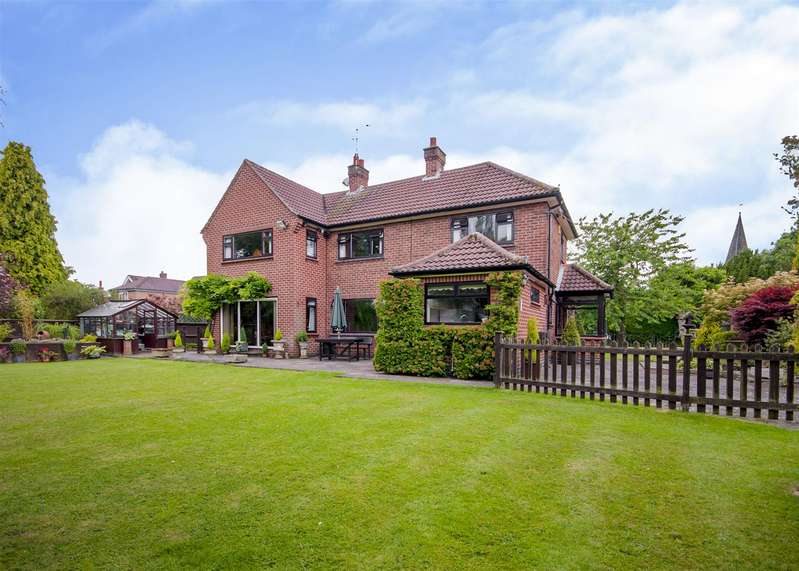 4 Bedrooms Detached House for sale in Cole Lane, Ockbrook