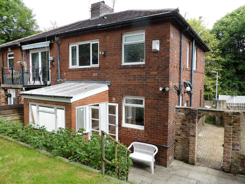 3 Bedrooms Semi Detached House for sale in Barr Hill Avenue, Salford
