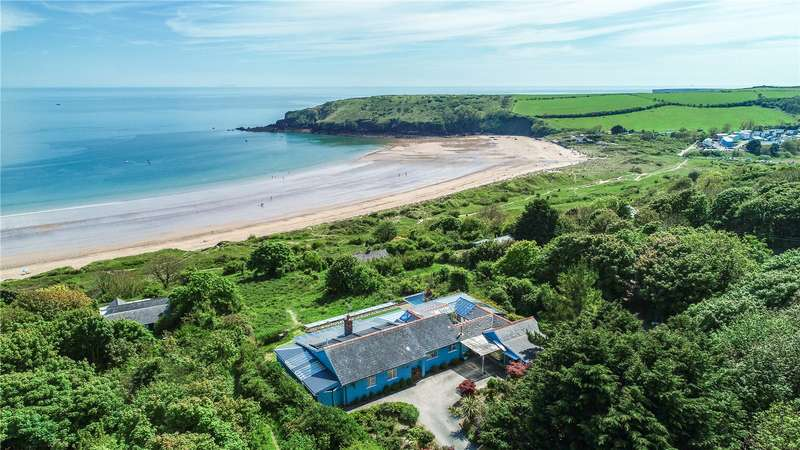7 Bedrooms Detached House for sale in Mount Severn, Freshwater East, Pembroke, Pembrokeshire