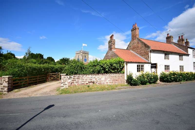 3 Bedrooms Cottage House for sale in Front Street, Aldborough, York, YO51 9ES