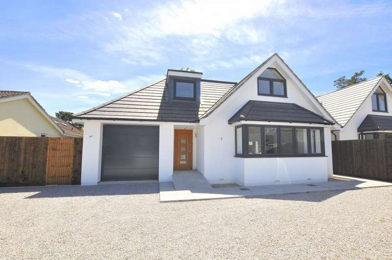 4 Bedrooms Detached Bungalow for sale in St Leonards, Ringwood, BH24 2QU