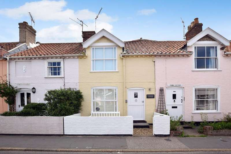 3 Bedrooms Terraced House for sale in High Street, Aldeburgh