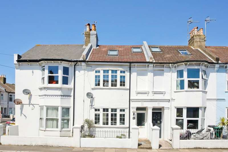 3 Bedrooms Terraced House for sale in Hove BN3