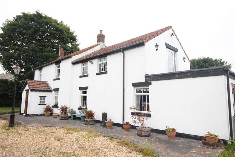 4 Bedrooms Detached House for sale in Pilling Lane, Preesall