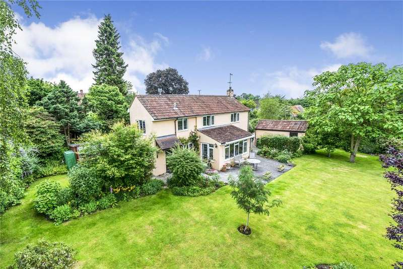 4 Bedrooms Detached House for sale in Dinnington, Hinton St. George, Somerset