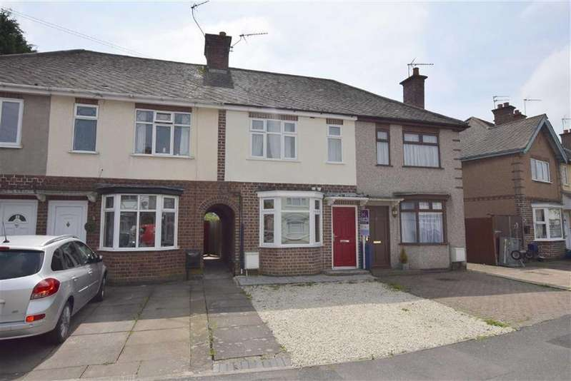 3 Bedrooms Town House for sale in Newstead Avenue, Burbage, Leicestershire