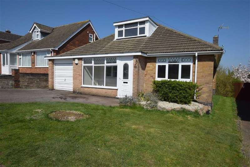 4 Bedrooms Detached Bungalow for sale in Heath Lane, Earl Shilton, Leicester