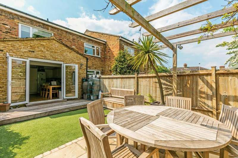 2 Bedrooms House for sale in Bexhill Road, East Sheen, SW14