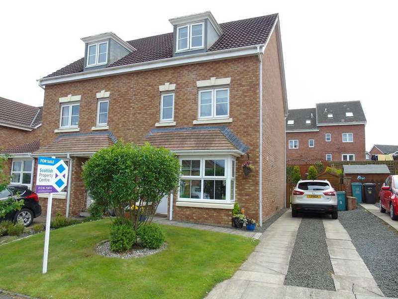 4 Bedrooms Villa House for sale in Garnqueen Crescent, The Rushes, Glenboig,North Lanarkshire, ML5