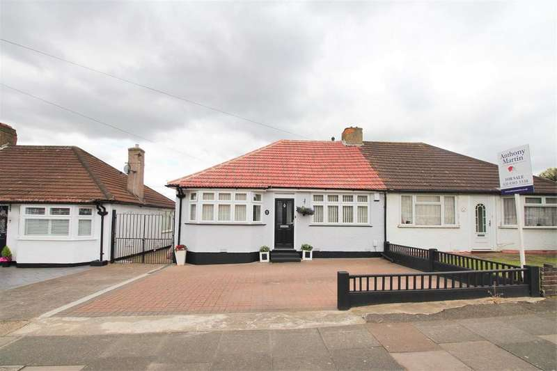 3 Bedrooms Semi Detached Bungalow for sale in Leckwith Avenue, Bexleyheath
