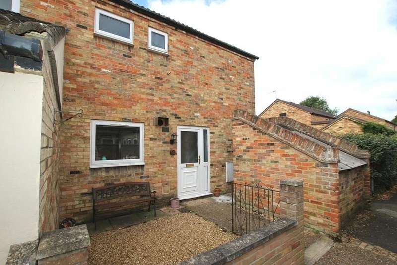 2 Bedrooms End Of Terrace House for sale in The Causeway, Soham