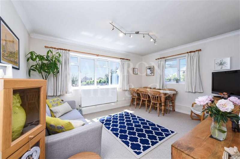 2 Bedrooms Apartment Flat for sale in Bryan Avenue, Willesden, London, NW10