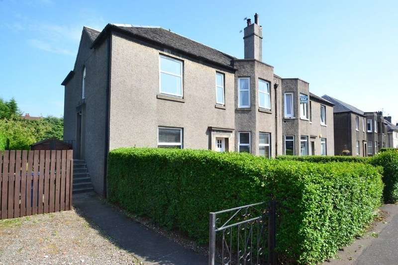 2 Bedrooms Flat for sale in Balfour Street, Alloa