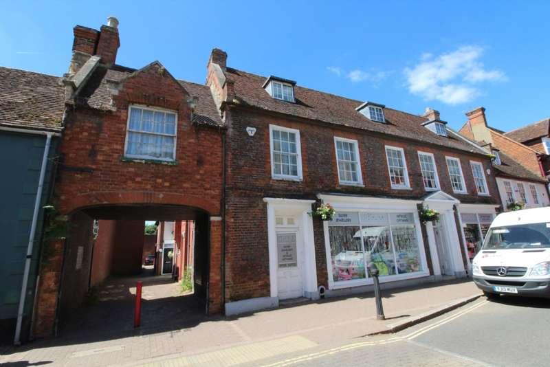 2 Bedrooms Flat for sale in High Street, Stony Stratford, Milton Keynes
