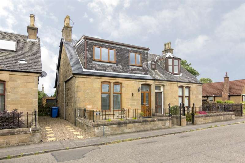 3 Bedrooms Semi Detached House for sale in Church Street, Falkirk