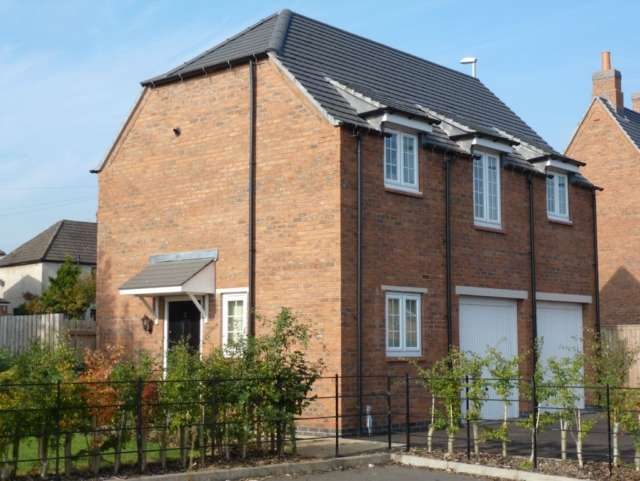 2 Bedrooms Detached House for sale in Edward Phillips Road Hathern Loughborough