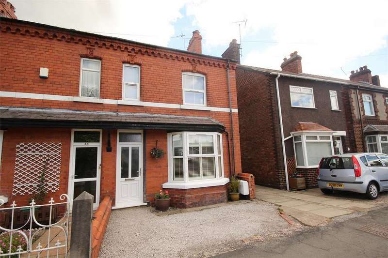 3 Bedrooms Semi Detached House for sale in Mill Lane, Buckley, Flintshire