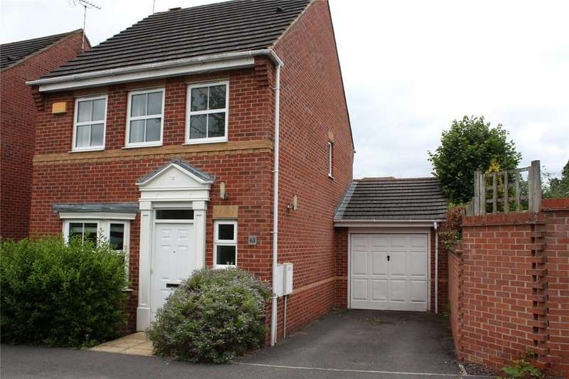 3 Bedrooms Link Detached House for sale in Rayner Drive, Arborfield, Reading, Berkshire, RG2