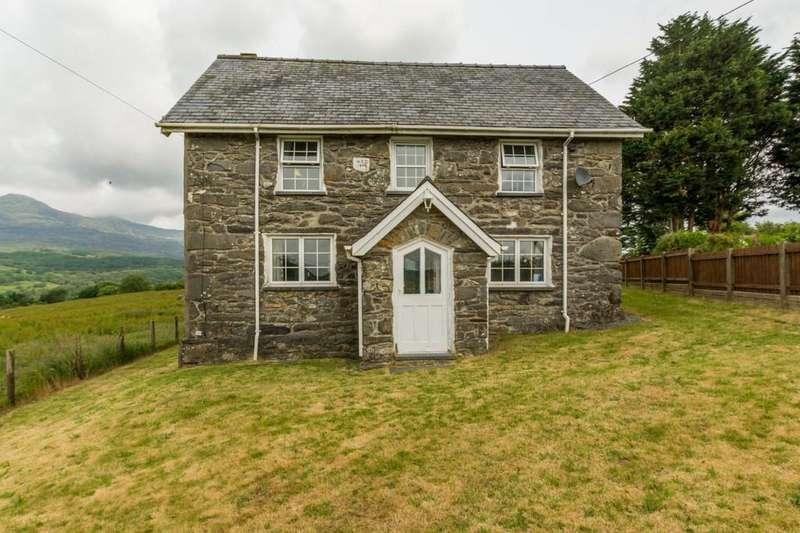 4 Bedrooms Detached House for sale in Cwm Cynfal, Blaenau Ffestiniog, North Wales