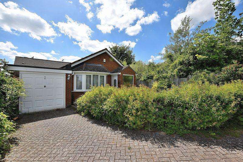 3 Bedrooms Bungalow for sale in Barley Brow, North Dunstable