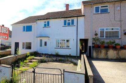 3 Bedrooms Terraced House for sale in Mellent Avenue, Hartcliffe, Bristol
