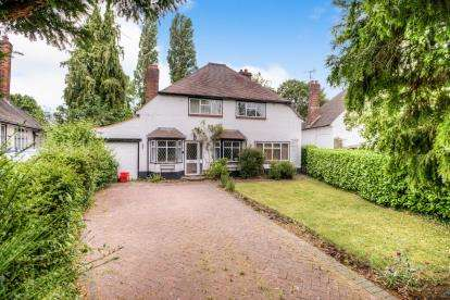3 Bedrooms Detached House for sale in Myton Crofts, Leamington Spa, Warwickshire, England