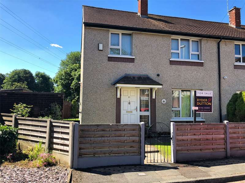 3 Bedrooms Semi Detached House for sale in Meadway, Marland, Rochdale, OL11